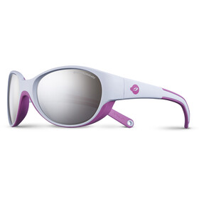 Julbo Kids 4-6Y Lily Spectron 4 Sunglasses Lavender/Pink-Gray Flash Silver
